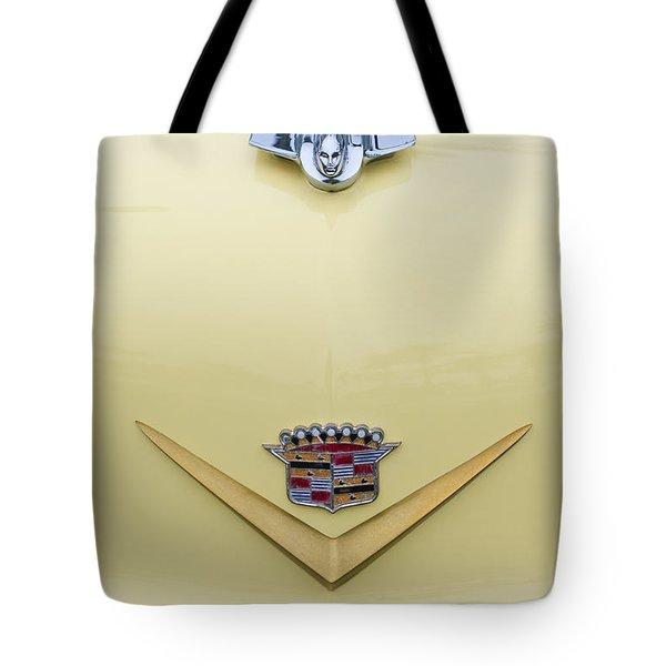 1955 Cadillac Coupe Deville Hood Ornament Emblem
