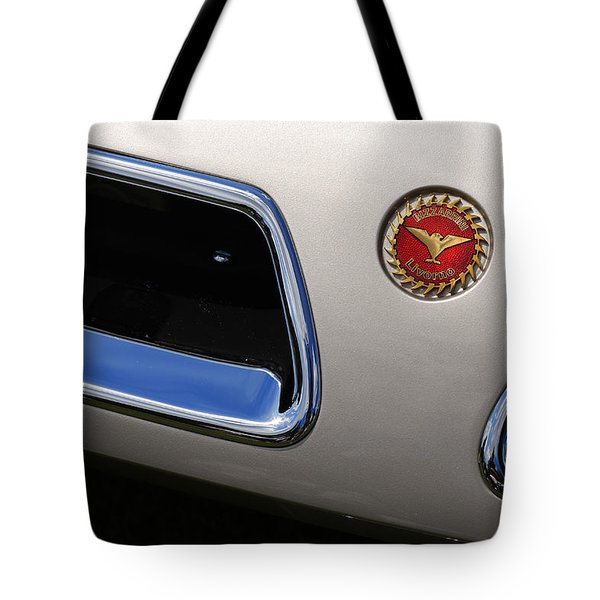 1966 Bizzarini 5300 Spyder Tote Bag by Gordon Dean II