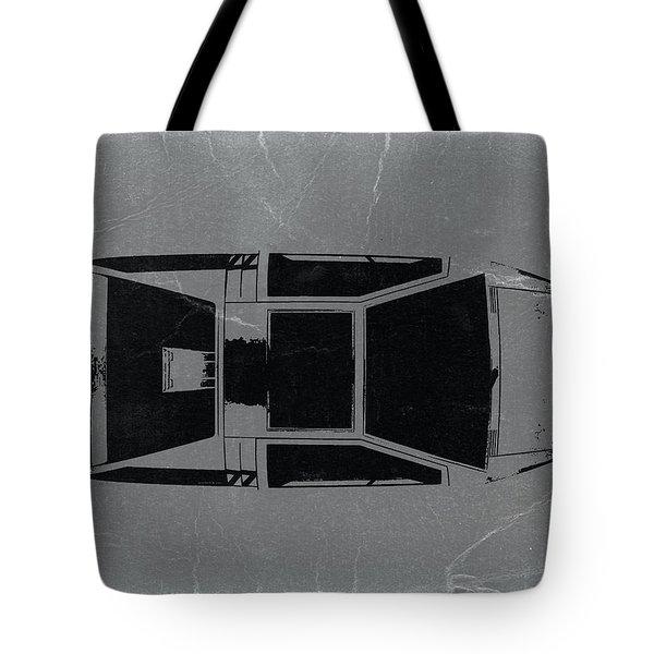 1972 Maserati Boomerang Tote Bag by Naxart Studio