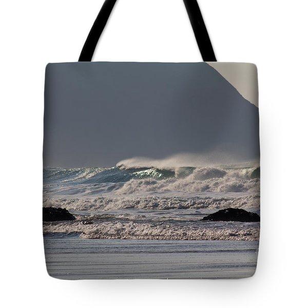 Porthtowan Cornwall Tote Bag