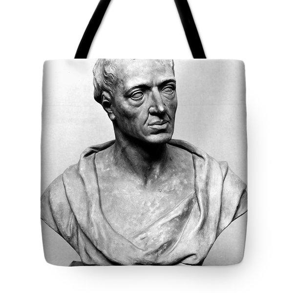 Alexander Pope (1688-1744) Tote Bag by Granger