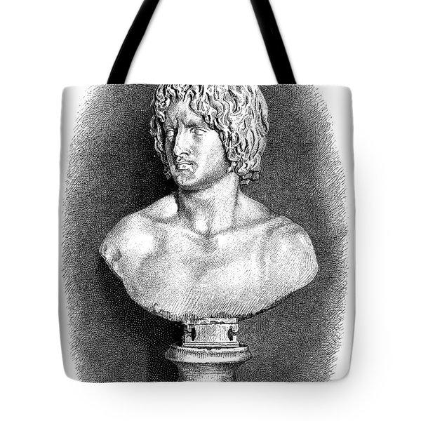 Arminius (c17 B.c.-21 A.d.) Tote Bag by Granger