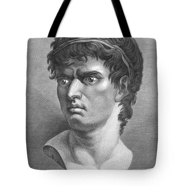 Brutus, Roman Politician Tote Bag by Photo Researchers