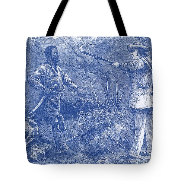 Capture Of Nat Turner, American Rebel Tote Bag by Photo Researchers