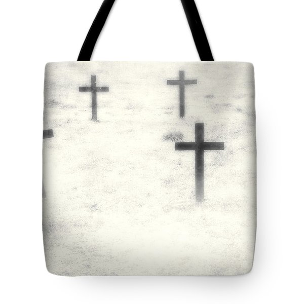 Cemetery Tote Bag by Joana Kruse