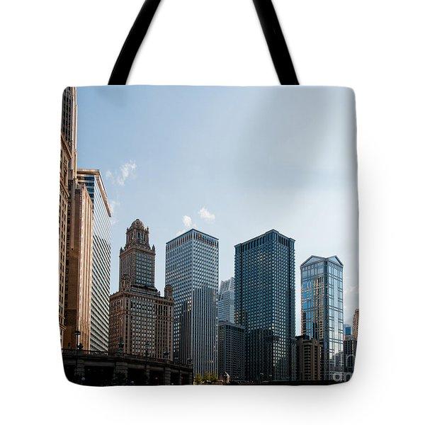 Chicago City Center Tote Bag