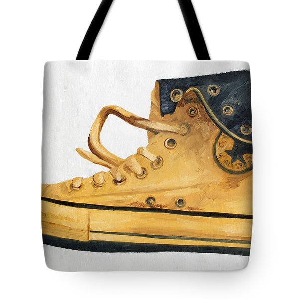 Chucks Tote Bag by Michael Ringwalt