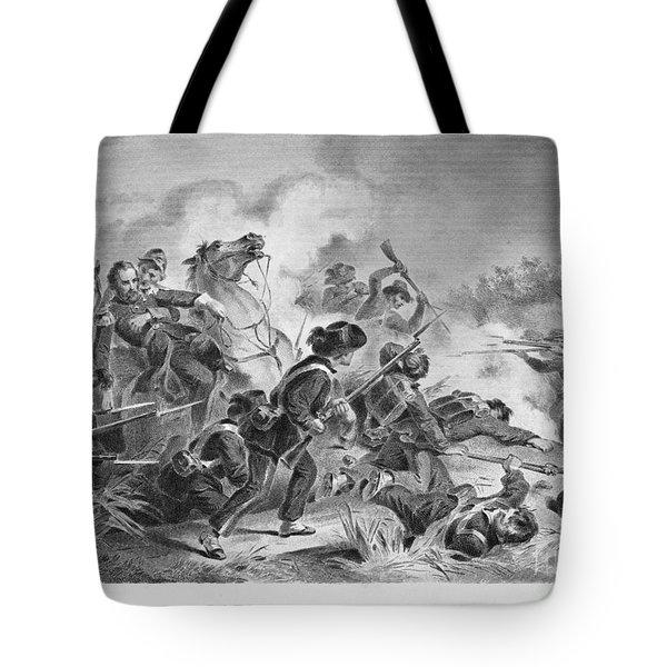 Civil War: Antietam, 1862 Tote Bag