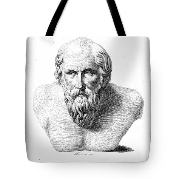 Diogenes (d. C320 B.c.) Tote Bag by Granger