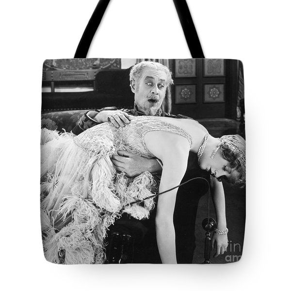 Duchess Of Buffalo, 1926 Tote Bag by Granger