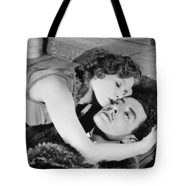 Flesh And The Devil, 1927 Tote Bag by Granger