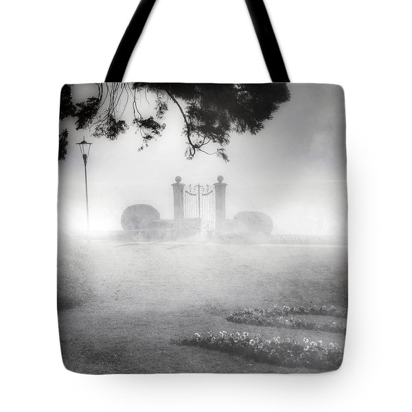 Gateway To The Lake Tote Bag by Joana Kruse