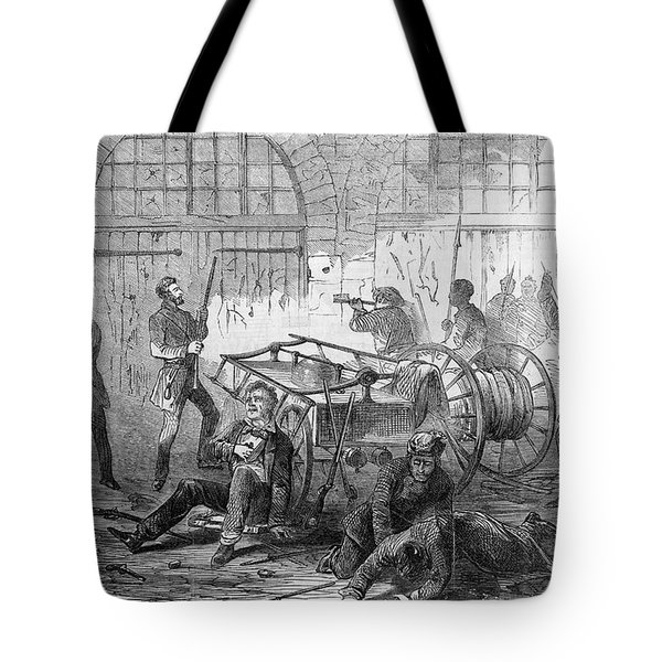 Harpers Ferry, 1859 Tote Bag by Granger
