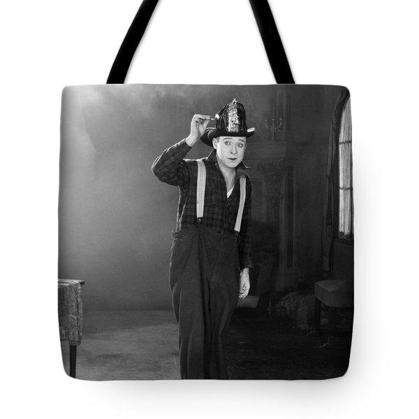 Harry Philmore Langdon Tote Bag by Granger