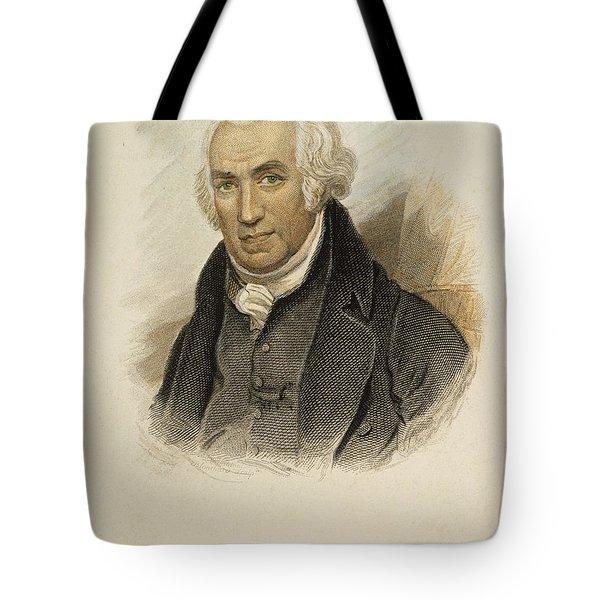 James Watt (1736-1819) Tote Bag by Granger