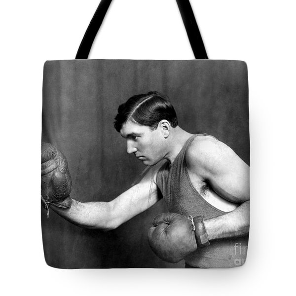 Jess Willard (1883-1968) Tote Bag by Granger
