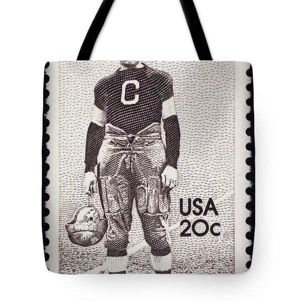 Jim Thorpe (1888-1953) Tote Bag by Granger