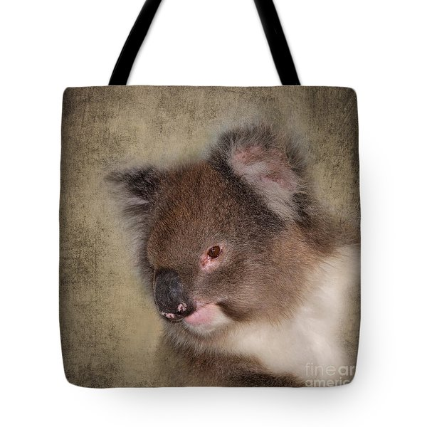Koala Tote Bag by Louise Heusinkveld