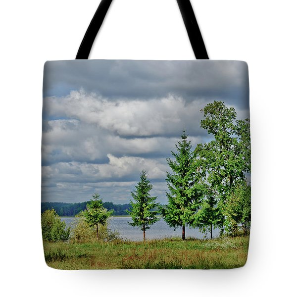 Lake Seliger Tote Bag