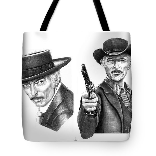 Lee Van Cleef Tote Bag by Murphy Elliott