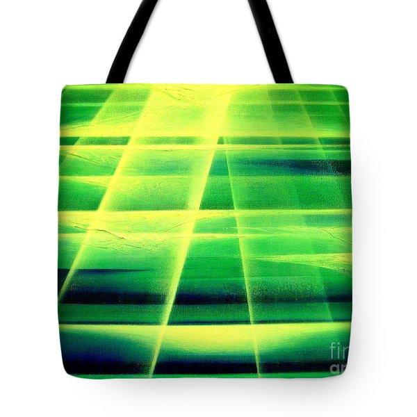Light Sea Tote Bag