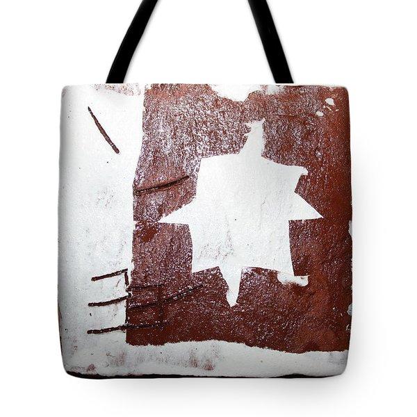 Love - Tile Tote Bag by Gloria Ssali