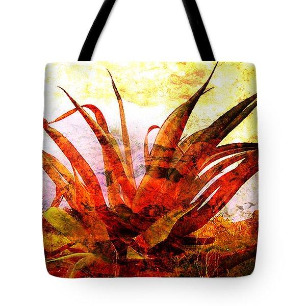 Maguey Tote Bag