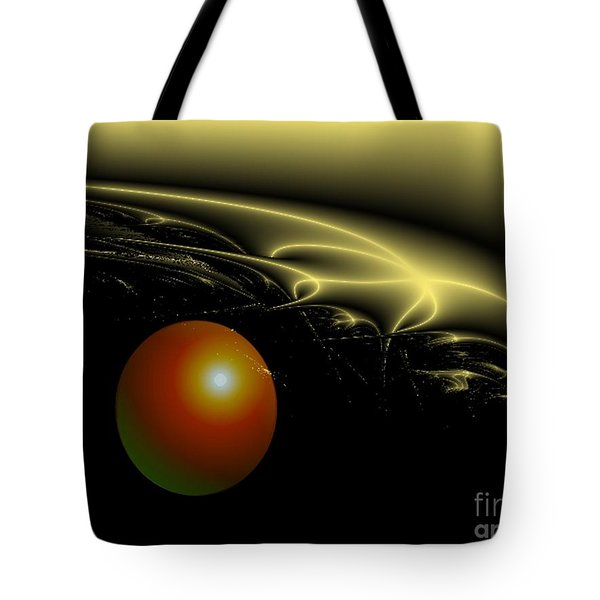 A Star Was Born, From The Serie Mystica Tote Bag