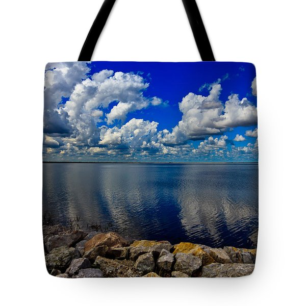 Mother Natures Beauty Tote Bag by Doug Long