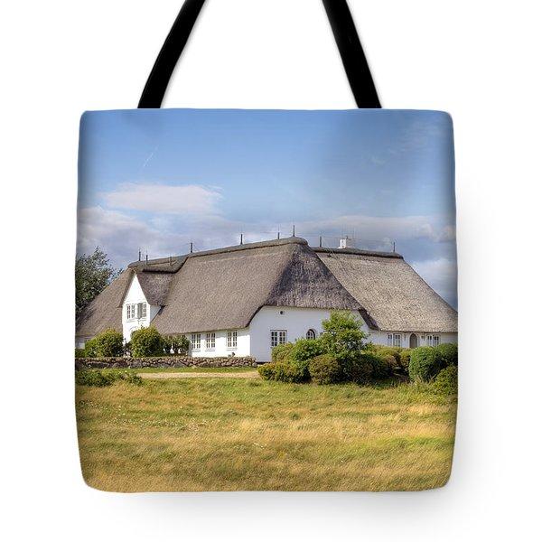 Munkmarsch - Sylt Tote Bag by Joana Kruse
