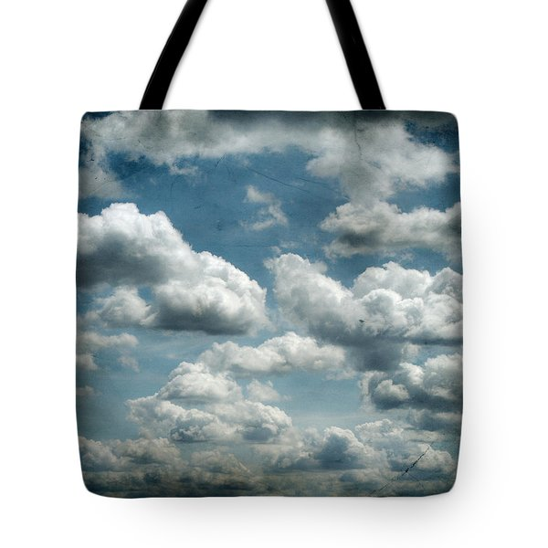 My Sky Your Sky  Tote Bag by Jerry Cordeiro
