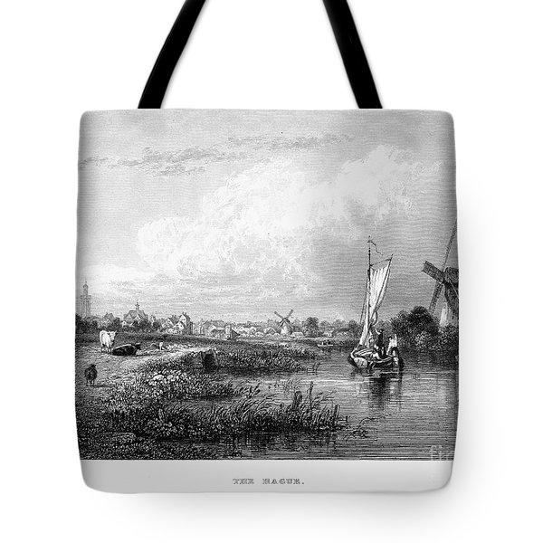 Netherlands: The Hague Tote Bag by Granger