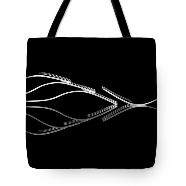 Tote Bag featuring the photograph Outsider by Gert Lavsen