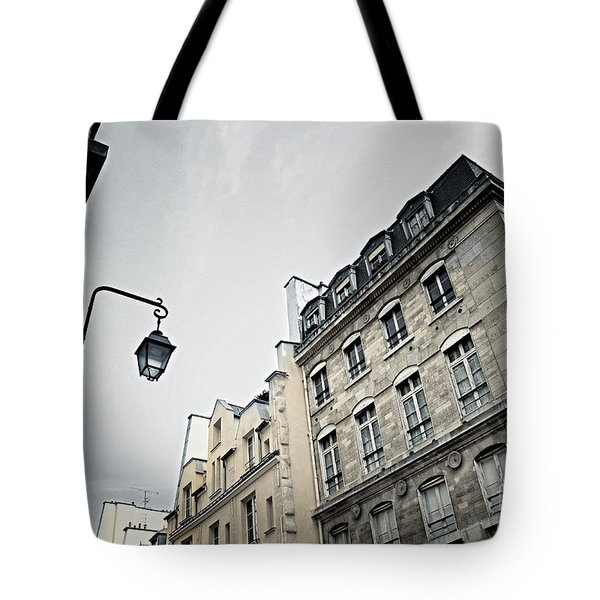Paris Street Tote Bag by Elena Elisseeva