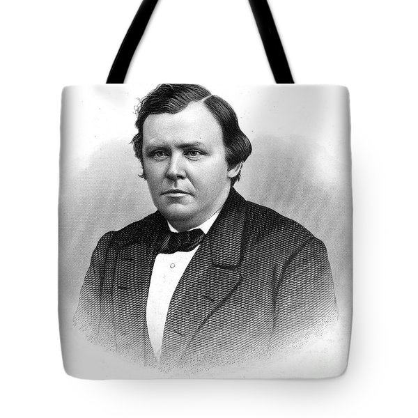 Percy Bysshe Shelley Tote Bag by Granger
