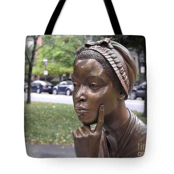 Phillis Wheatley Tote Bag by Granger