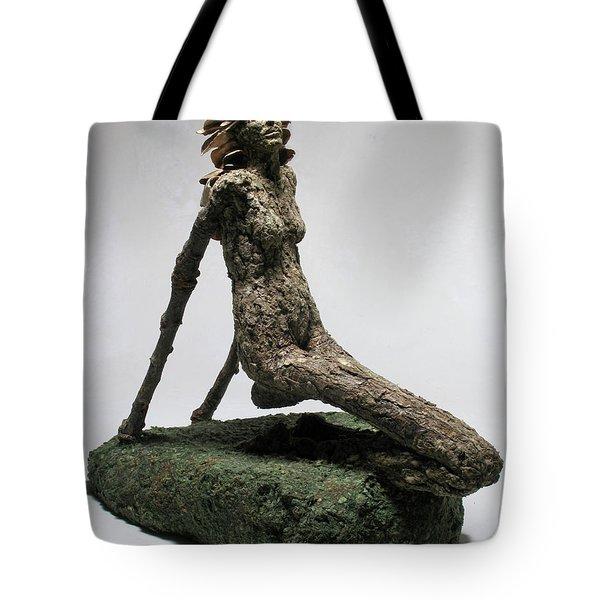 Placid Efflorescence Tote Bag by Adam Long