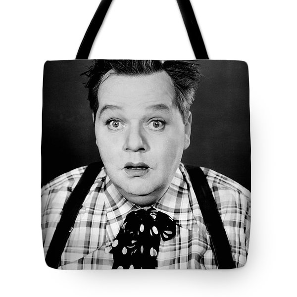 Roscoe Fatty Arbuckle Tote Bag by Granger