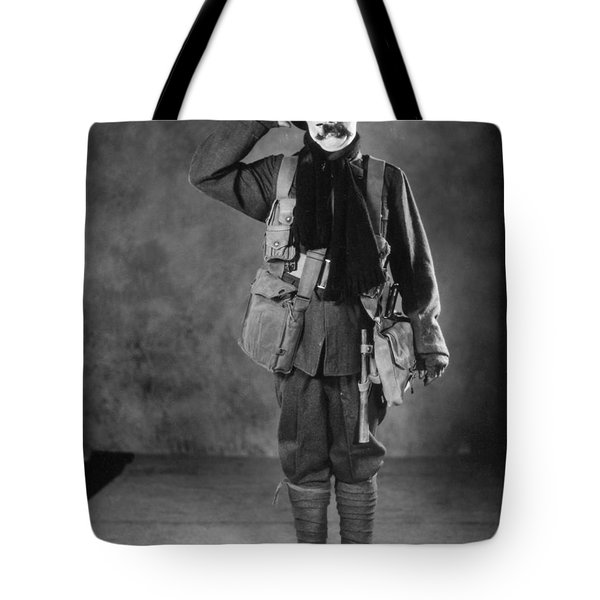 Silent Film Still: Uniforms Tote Bag by Granger