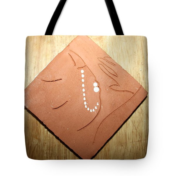 Sleep - Tile Tote Bag by Gloria Ssali