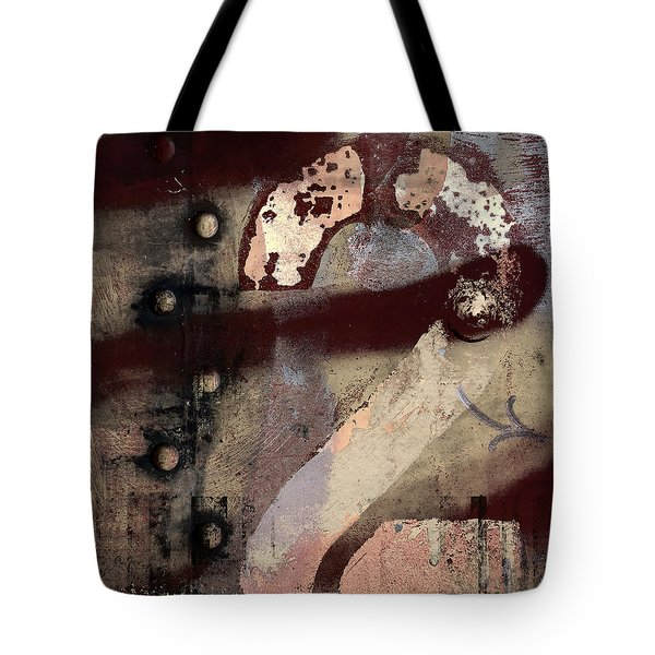 2 Squared Tote Bag by Carol Leigh