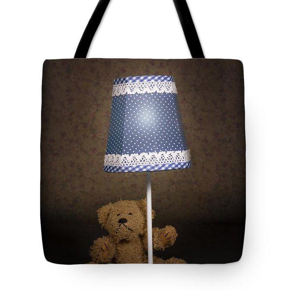 Teddy Bear Tote Bag by Joana Kruse
