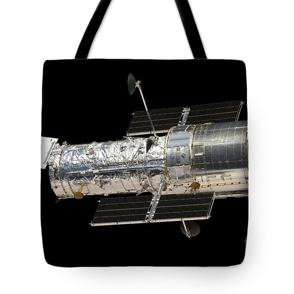 The Hubble Space Telescope Tote Bag by Stocktrek Images
