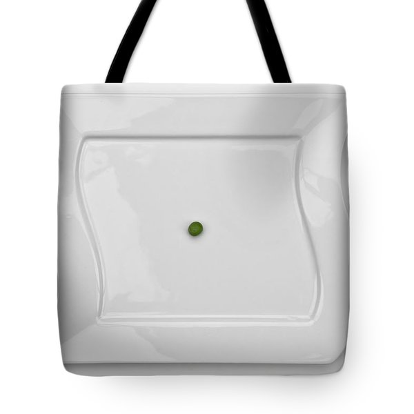 The Pea Tote Bag by Joana Kruse