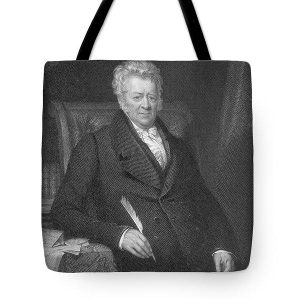 Thomas Clarkson (1760-1846) Tote Bag by Granger