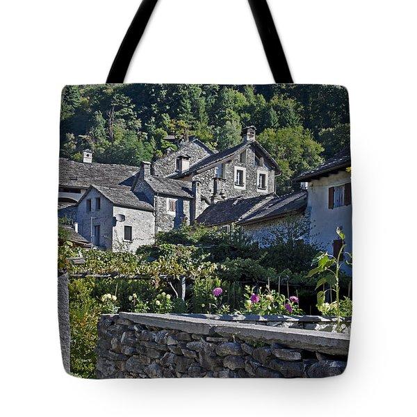 Ticino Tote Bag by Joana Kruse