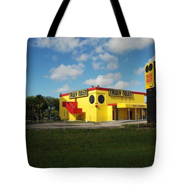 Truly Nolen Tote Bag