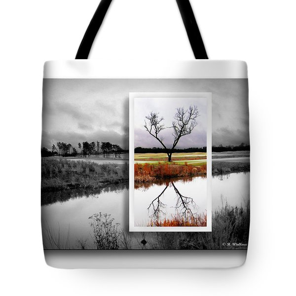 X Marks The Spot Tote Bag by Brian Wallace