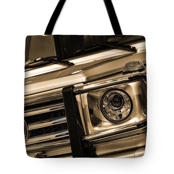 2012 Mercedes Benz G-class Tote Bag by Gordon Dean II