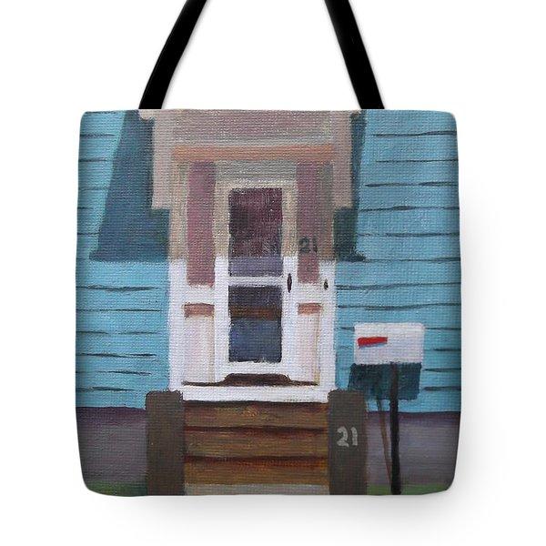 21 Wonson St Tote Bag